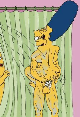 Simpson hentai bart Character: Bart
